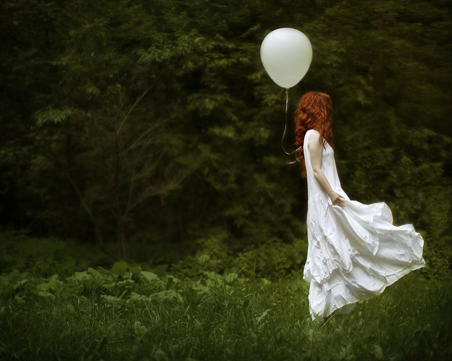 Dark Conceptual Photos by Patty Maher