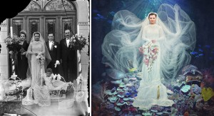 Historic Photos Restored And Turned Into Colorful Art