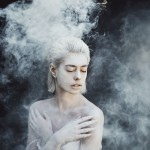 Smoke Bombs To Create Powerful Portraits