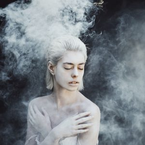Smoke Bombs To Create Powerful Portraits