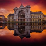 Perfect Lights Show The Real Beauty Of Budapest