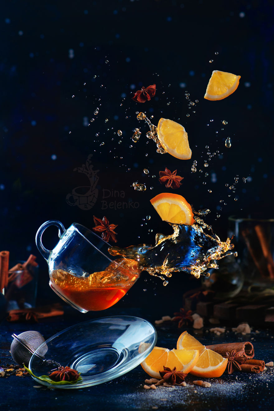 Ordinary Magical Kitchen Photography