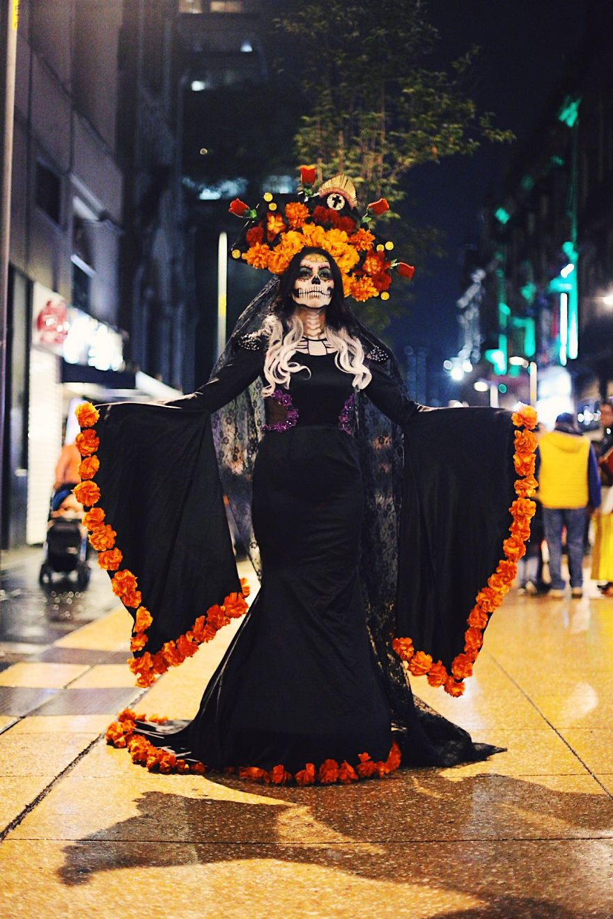 Happy Halloween – Day of the Dead