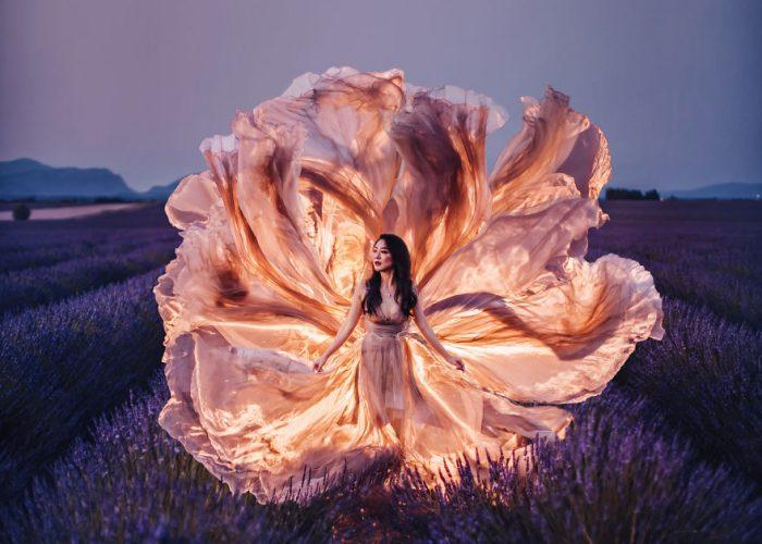 Extravagant Dress Fantasy Photos