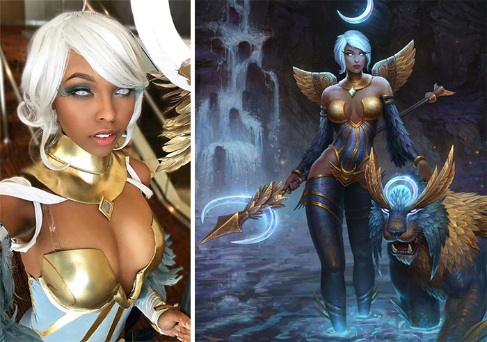 Amazing Cosplay Transformations